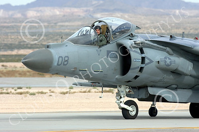 ACM 00091 McDonnell Douglas AV-8B Harrier II by Peter J Mancus