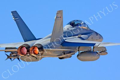 AB-F-18USMC 00018 McDonnell Douglas F-18D Hornet USMC VMFA(AW)-121 by Peter J Mancus