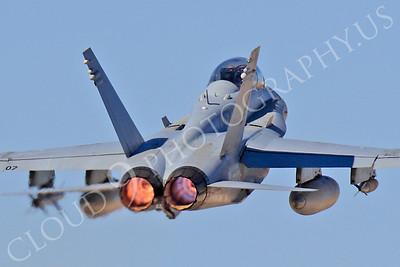AB-F-18USMC 00040 McDonnell Douglas F-18D Hornet USMC VMFA(AW)-121 by Peter J Mancus