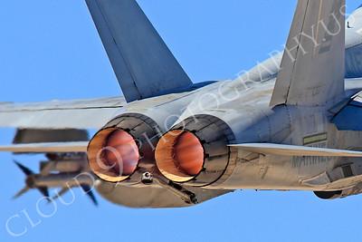 AB-F-18USMC 00008 McDonnell Douglas F-18D Hornet USMC VMFA(AW)-121 by Peter J Mancus