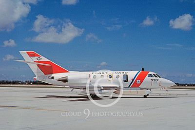 CG 00037 Dassault HU-25A Guardian courtesy African Aviation Slide Service