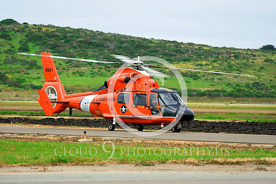 CG 00026 Eurocopter HH-65B Dolphin by Peter J Mancus