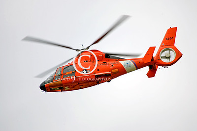 CG 00022 Eurocopter HH-65B Dolphin by Peter J Mancus