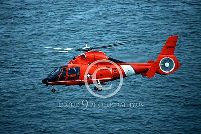 CG 00043 Aerospatiale HH-65A Dauphin by Peter J Mancus