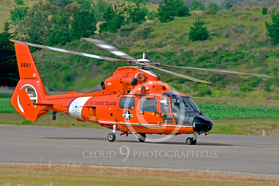 CG 00055 Eurocopter HH-65A Dolphin by Peter J Mancus