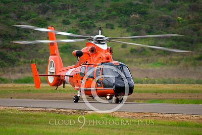 CG 00024 Eurocopter HH-65B Dolphin by Peter J Mancus
