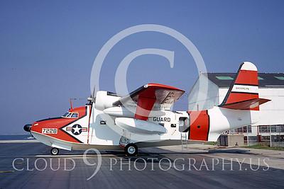 CG 00018 Grumman HU-16 Albatross by Clay Jansson