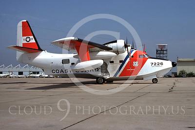 CG 00001 Grumman HU-16 Albatross by Peter J Mancus
