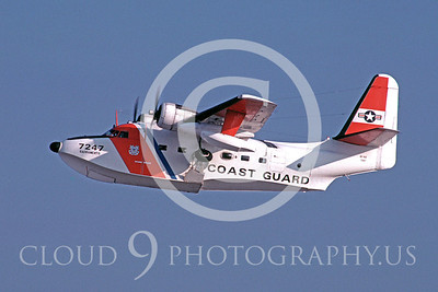 CG 00010 Grumman HU-16 Albatross Sacramento Dec 1978 by Peter B Lewis