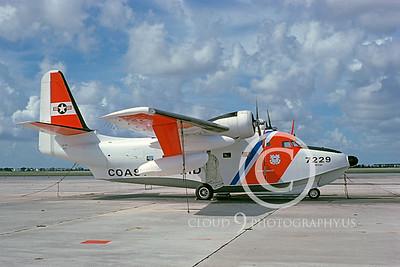 CG 00044 Grumman HU-16 Albatross by L B Sides