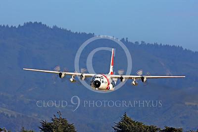 C-130USCG 00010 Lockheed HC-130M Hercules by Peter J Mancus