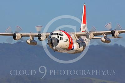 C-130USCG 00008 Lockheed HC-130M Hercules by Peter J Mancus