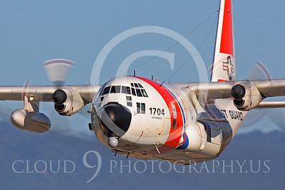 C-130USCG 00018 Lockheed HC-130M Hercules by Peter J Mancus