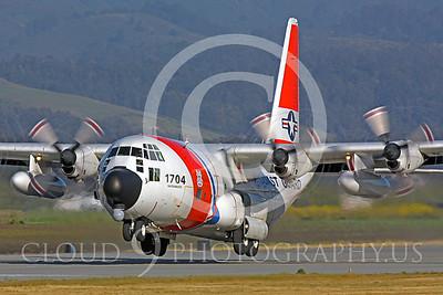 C-130USCG 00100 Lockheed HC-130M Hercules by Peter J Mancus