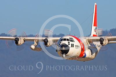 C-130USCG 00006 Lockheed HC-130M Hercules by Peter J Mancus