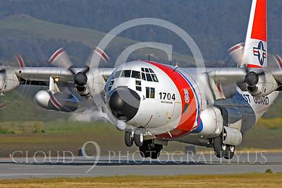 C-130USCG 00082 Lockheed HC-130M Hercules by Peter J Mancus