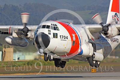 C-130USCG 00072 Lockheed HC-130M Hercules by Peter J Mancus