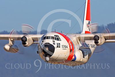 C-130USCG 00064 Lockheed HC-130M Hercules by Peter J Mancus