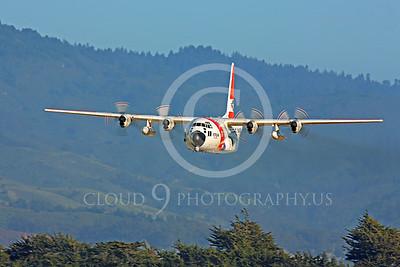 C-130USCG 00002 Lockheed HC-130M Hercules by Peter J Mancus