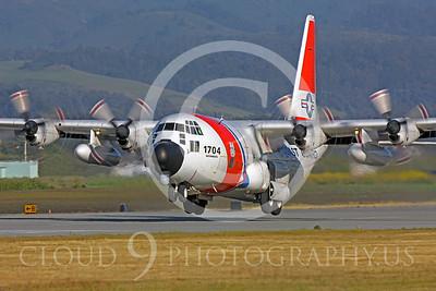 C-130USCG 00076 Lockheed HC-130M Hercules by Peter J Mancus