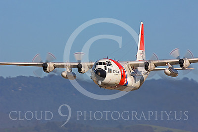 C-130USCG 00030 Lockheed HC-130M Hercules by Peter J Mancus