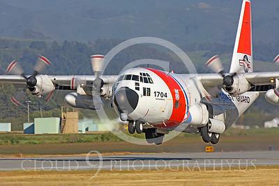 C-130USCG 00004 Lockheed HC-130M Hercules by Peter J Mancus