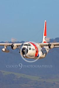 C-130USCG 00048 Lockheed HC-130M Hercules by Peter J Mancus
