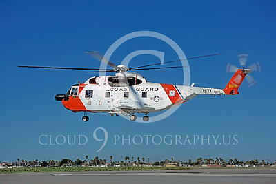 CG 00046 Sikorsky HH-3 Pelican March 1986 by Peter J Mancus