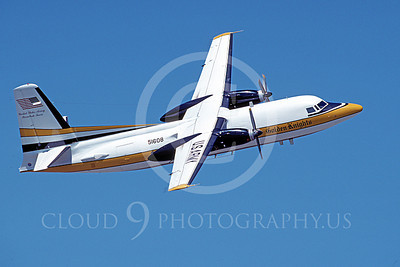 GoldK 00028 A flying Fokker C-31 Troopship US Army GOLDEN KNIGHTS military airplane picture by Peter J Mancus