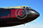 MMM 00003 An impressive number of mission markings on a USAF Boeing B-52D Stratofortress strategic bomber named