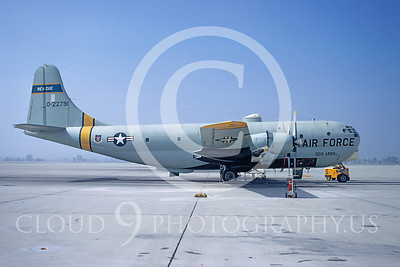 C-97USAF 00007 Boeing C-97 Stratofreighter USAF 22791 RESCUE March AFB April 1971 by Peter J Mancus
