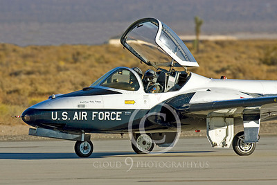 CUNMJ 00303 Cessna T-37 Tweetie Bird USAF by Peter J Mancus