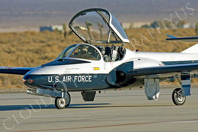 CUNMJ 00137 Cessna T-37 Tweetie Bird USAF by Peter J Mancus