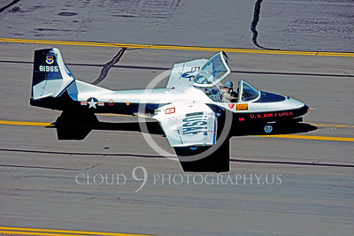 T-37USAF 00005 Cessna T-37 Tweety Bird USAF July 1990 by Peter J Mancus