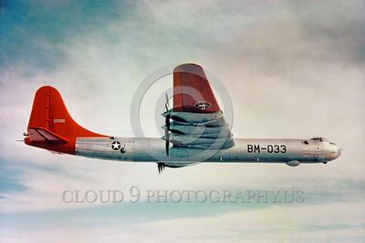 B-36 00002 Convair B-36 Peacemaker produced by Peter J Mancus