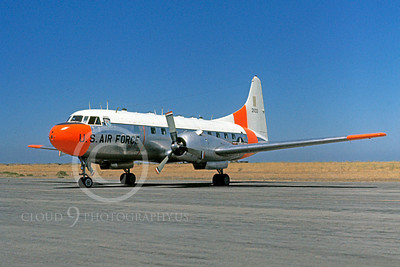 DG 00095 Convair C-131 Samaritan USAF 21133 June 1959 by Clay Jansson