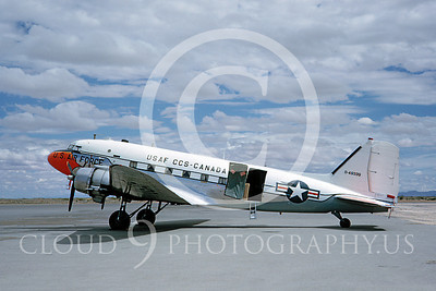 C-47USAF 00005 Douglas C-47 Skytrain USAF 49339 by Clay Jansson
