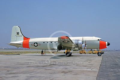 DG 00119 Douglas C-54 Skymaster USAF 72725 April 1964 by Bud Donato