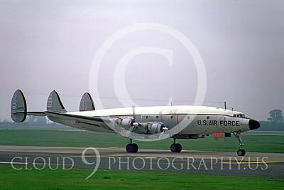 C-121USAF 00001 Lockheed C-121 Constellation USAF 44052 McClellan AFB by Peter B Lewis