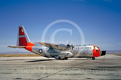 C-130USAF 00031 Lockheed C-130 Hercules USAF 70525 Edwards AFB by Clay Jansson