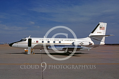 VC-140USAF 00003 Lockheed VC-140 JetStar USAF by James Kippen