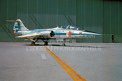 F-104USAF 00019 Lockheed F-104 Starfighter  N90500 Free World Defender Official Lockheed Aircraft photograph produced by Cloud 9 Photography
