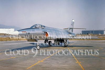 F-90 00001 Lockheed F-90 courtesy Lockheed Aircraft Co