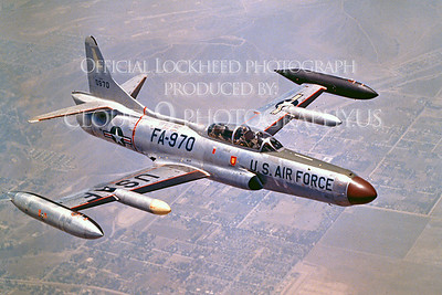 F-94USAF 00004 Lockheed F-94 Starfire courtesy Lockheed Aircraft Co