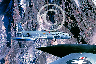 T-33USAF 00022 Lockheed T-33 Shooting Star USAF 318th FIS by Peter J Mancus