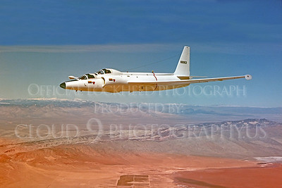 U-2RT 00002 Lockheed U-2RT Dragon Lady USAF 66953 via Lockheed Aircraft Co produced by Peter J Mancus