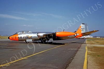 DG 00032 Martin B-57E USAF 33837 November 1960 by Eugene M Sommerich