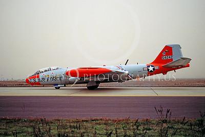 B-57USAF 00003 Martin B-57 Canberra USAF by Peter J Mancus