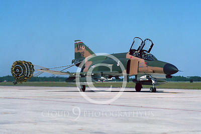 CHUTE 00016 McDonnell Douglas F-4E Phantom II USAF by Peter J Mancus