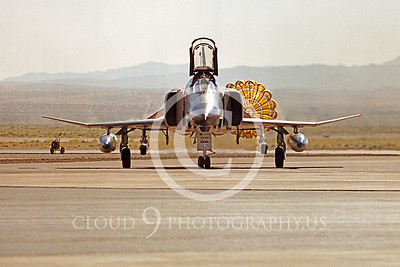 CHUTE 00101 McDonnell Douglas F-4 Phantom II USAF by Peter J Mancus